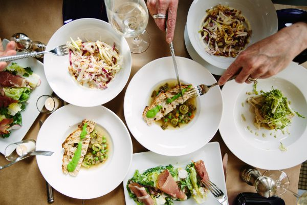 Beacon Hill Bistro Meal